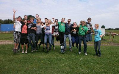 So wars: Jugendfreizeit 2012 – 17 Jugendliche, 17 Fahrräder und viel Sonne!