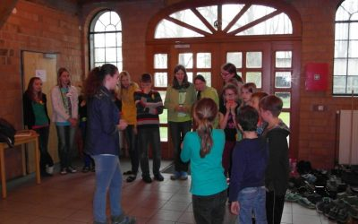 So wars: JLK und Osterfreizeit 2014 – Das Leben tobt im Thomas MorusHaus