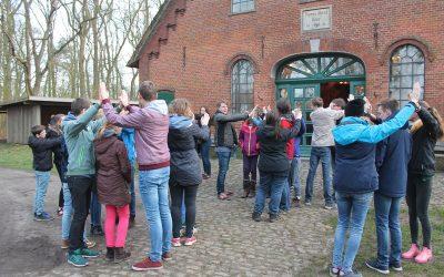 So wars: Osterfreizeit 2016 in Langendammsmoor