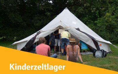 Kinderzeltlager 2020